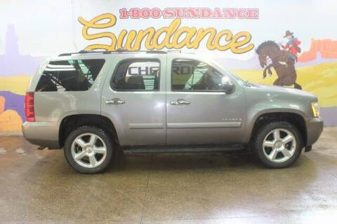 2007 Chevrolet Tahoe for sale at Sundance Chevrolet in Grand Ledge MI
