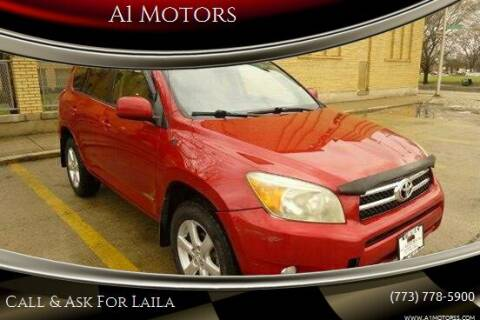 2006 Toyota RAV4 for sale at A1 Motors Inc in Chicago IL
