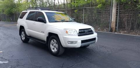 2004 Toyota 4Runner for sale at U.S. Auto Group in Chicago IL