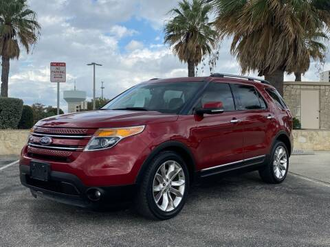 2014 Ford Explorer for sale at Motorcars Group Management - Bud Johnson Motor Co in San Antonio TX