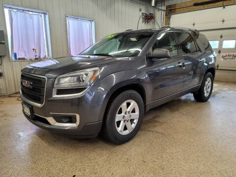 2013 GMC Acadia for sale at Sand's Auto Sales in Cambridge MN