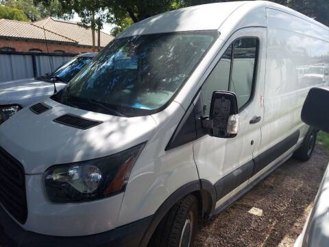 2016 Ford Transit Cargo for sale at G & S SALES  CO in Dallas TX