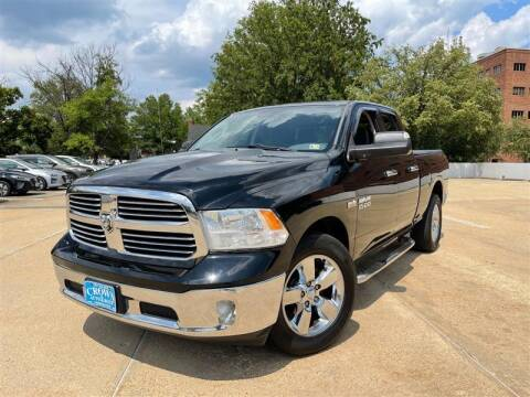2013 RAM Ram Pickup 1500 for sale at Crown Auto Group in Falls Church VA