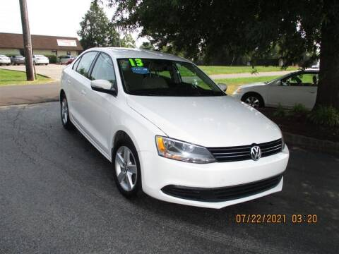 2013 Volkswagen Jetta for sale at Euro Asian Cars in Knoxville TN
