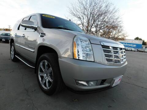 2007 Cadillac Escalade for sale at AP Auto Brokers in Longmont CO
