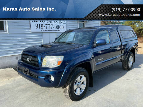 2008 Toyota Tacoma for sale at Karas Auto Sales Inc. in Sanford NC