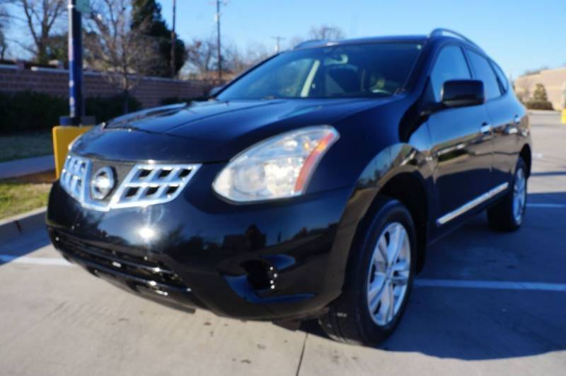 2012 Nissan Rogue for sale at International Auto Sales in Garland TX