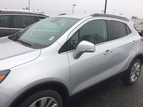 2018 Buick Encore for sale at Royal Moore Custom Finance in Hillsboro OR