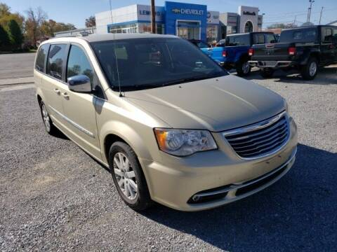 2011 Chrysler Town and Country for sale at LeMond's Chevrolet Chrysler in Fairfield IL