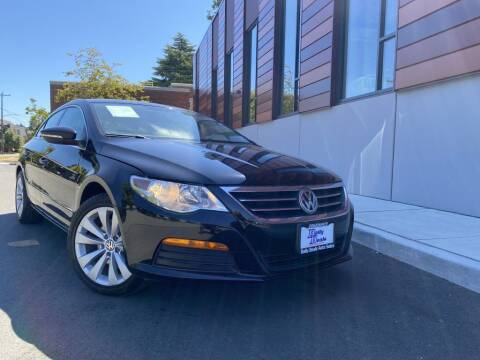 2012 Volkswagen CC for sale at DAILY DEALS AUTO SALES in Seattle WA