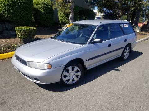 1997 Subaru Legacy for sale at SS MOTORS LLC in Edmonds WA