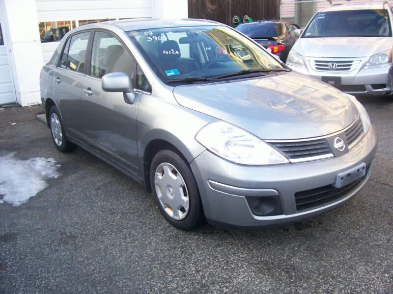 2008 Nissan Versa for sale at Dambra Auto Sales in Providence RI
