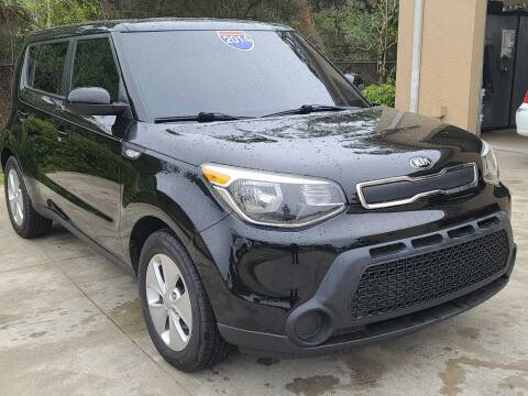 2014 Kia Soul for sale at Jeff's Auto Sales & Service in Port Charlotte FL