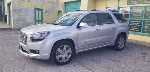 2015 GMC Acadia for sale at Stewart Auto Sales Inc in Central City NE