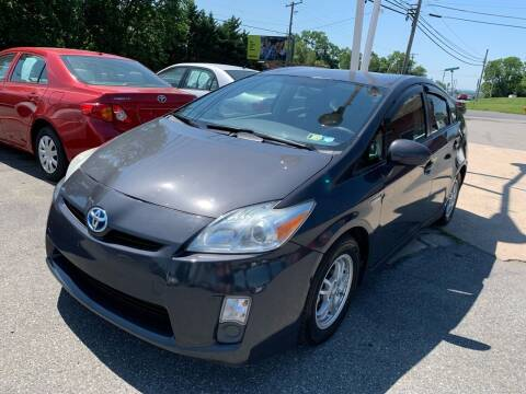 2011 Toyota Prius for sale at Sam's Auto in Akron PA