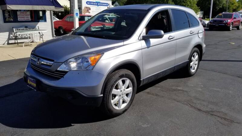 2008 Honda CR-V for sale at Advantage Auto Sales & Imports Inc in Loves Park IL