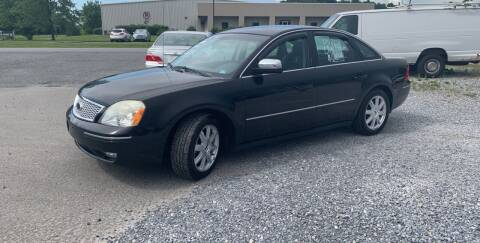 2005 Ford Five Hundred for sale at Bailey's Auto Sales in Cloverdale VA