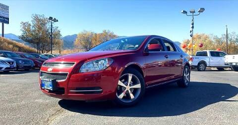 2009 Chevrolet Malibu for sale at Lakeside Auto Brokers in Colorado Springs CO