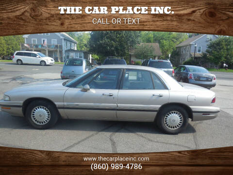1998 Buick LeSabre for sale at THE CAR PLACE INC. in Somersville CT
