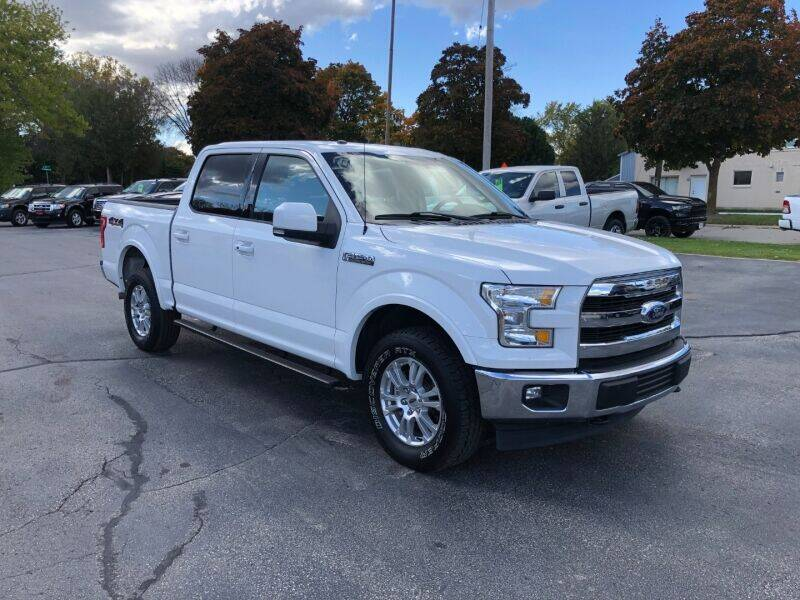 2017 Ford F-150 for sale at WILLIAMS AUTO SALES in Green Bay WI