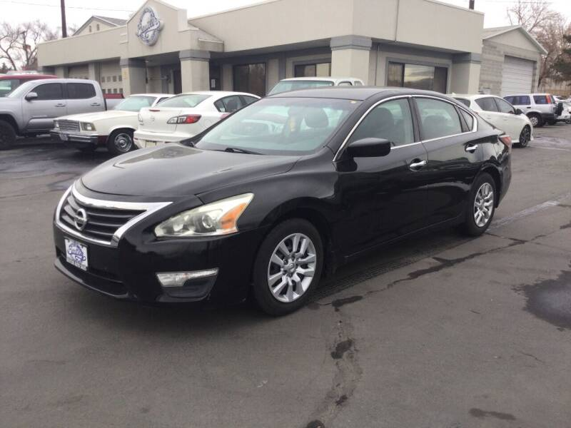 2013 Nissan Altima for sale at Beutler Auto Sales in Clearfield UT