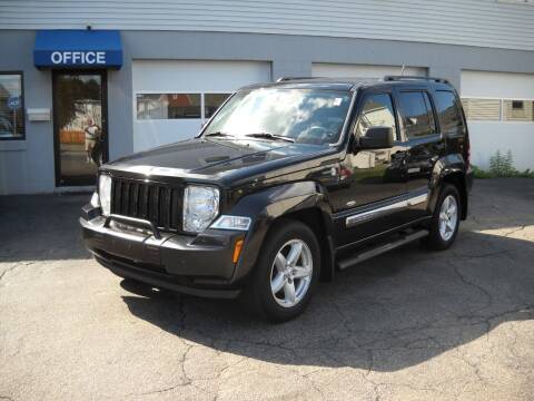 2008 Jeep Liberty for sale at Best Wheels Imports in Johnston RI