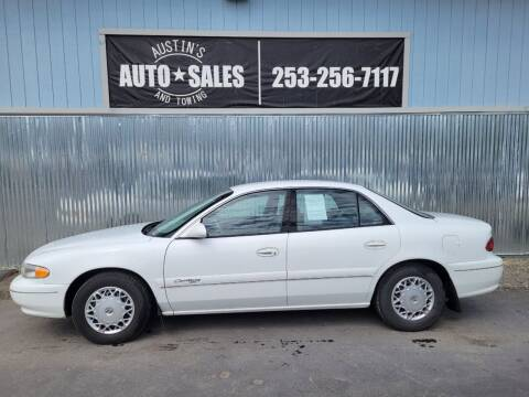 1999 Buick Century for sale at Austin's Auto Sales in Edgewood WA