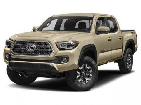 2018 Toyota Tacoma for sale at Auto Finance of Raleigh in Raleigh NC