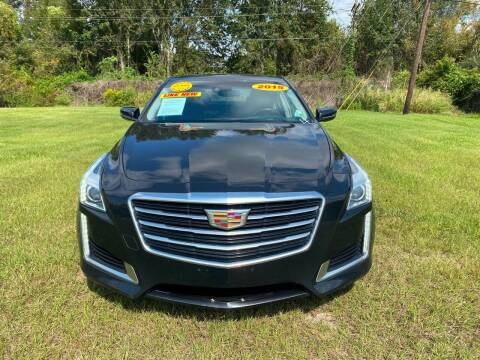 2015 Cadillac CTS for sale at CAPITOL AUTO SALES LLC in Baton Rouge LA