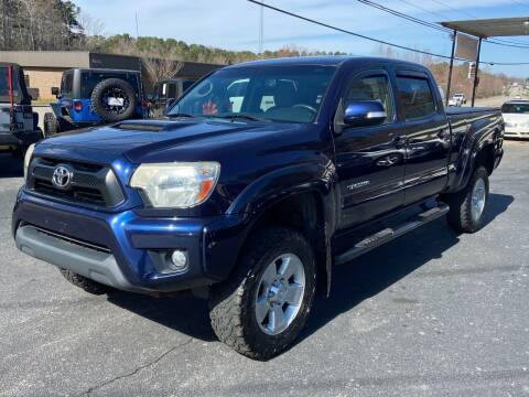 2012 Toyota Tacoma for sale at Luxury Auto Innovations in Flowery Branch GA