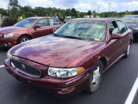 2000 Buick LeSabre for sale at D & J AUTO EXCHANGE in Columbus IN