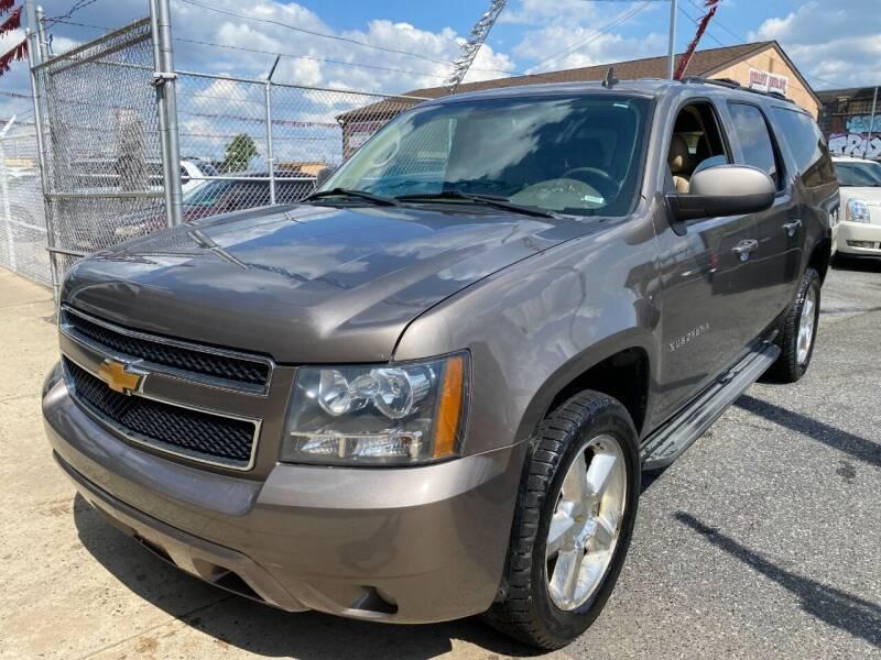 2013 Chevrolet Suburban for sale at The PA Kar Store Inc in Philadelphia PA