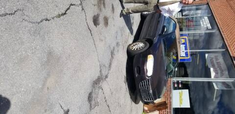 2004 Chrysler Sebring for sale at LION COUNTRY AUTOMOTIVE in Lewistown PA