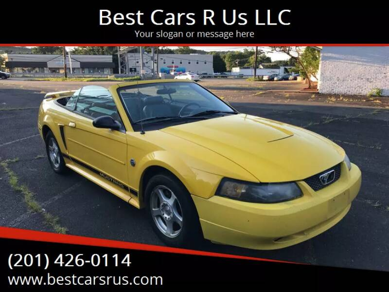 2004 Ford Mustang for sale at Best Cars R Us LLC in Irvington NJ