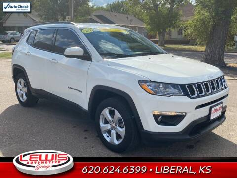 2020 Jeep Compass for sale at Lewis Chevrolet Buick of Liberal in Liberal KS