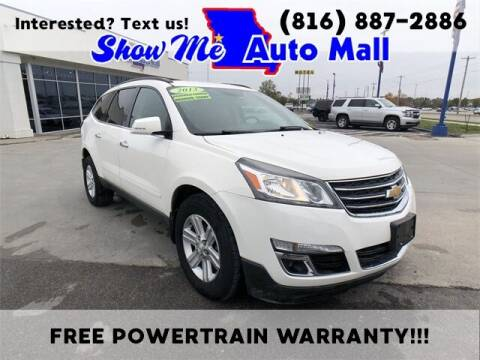 2013 Chevrolet Traverse for sale at Show Me Auto Mall in Harrisonville MO