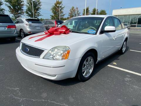 2005 Ford Five Hundred for sale at Charlotte Auto Group, Inc in Monroe NC