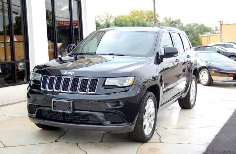 2015 Jeep Grand Cherokee for sale at Avi Auto Sales Inc in Magnolia NJ