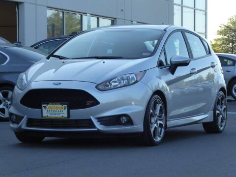 2015 Ford Fiesta for sale at Loudoun Motor Cars in Chantilly VA