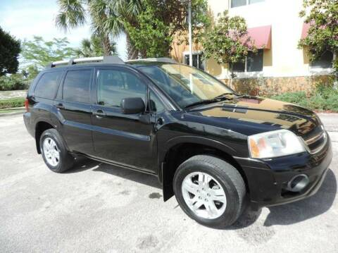 2007 Mitsubishi Endeavor for sale at Goval Auto Sales in Pompano Beach FL