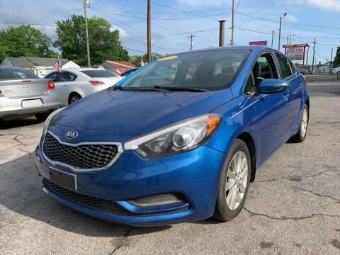 2014 Kia Forte for sale at Limited Auto Sales Inc. in Nashville TN