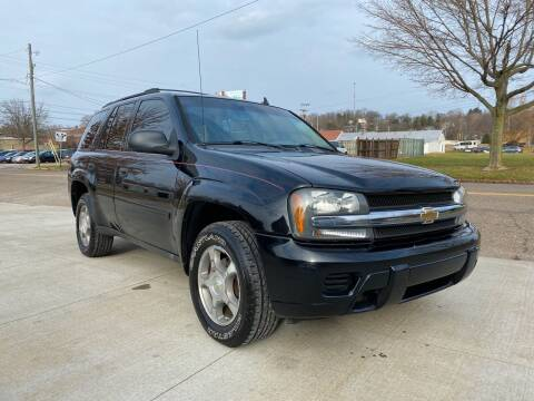 2007 Chevrolet TrailBlazer for sale at Dalton George Automotive in Marietta OH