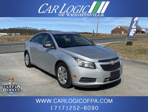 2012 Chevrolet Cruze for sale at Car Logic in Wrightsville PA