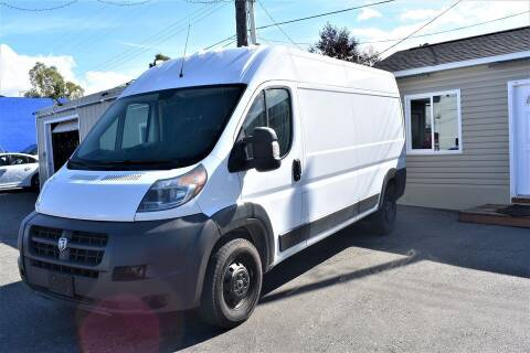 2014 RAM ProMaster Cargo for sale at Alaska Best Choice Auto Sales in Anchorage AK