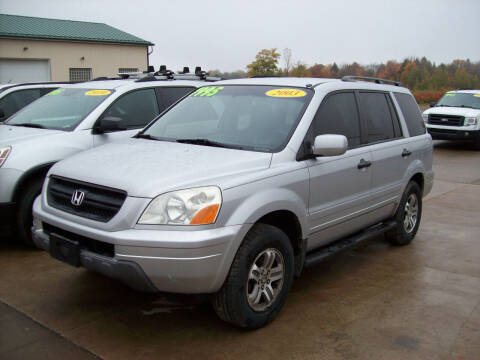 2003 Honda Pilot for sale at Summit Auto Inc in Waterford PA