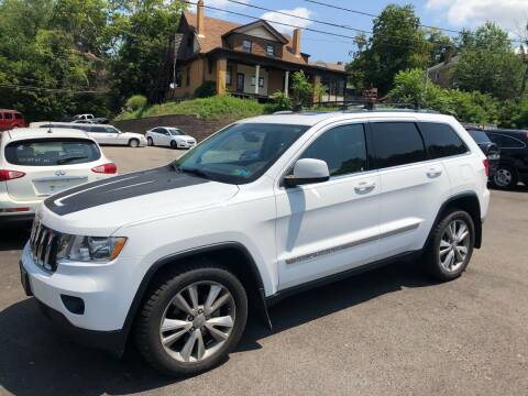 2013 Jeep Grand Cherokee for sale at Fellini Auto Sales & Service LLC in Pittsburgh PA
