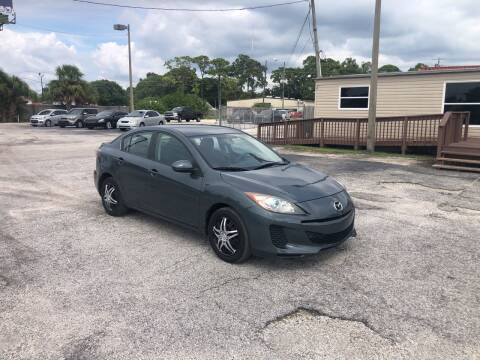 2013 Mazda MAZDA3 for sale at Friendly Finance Auto Sales in Port Richey FL