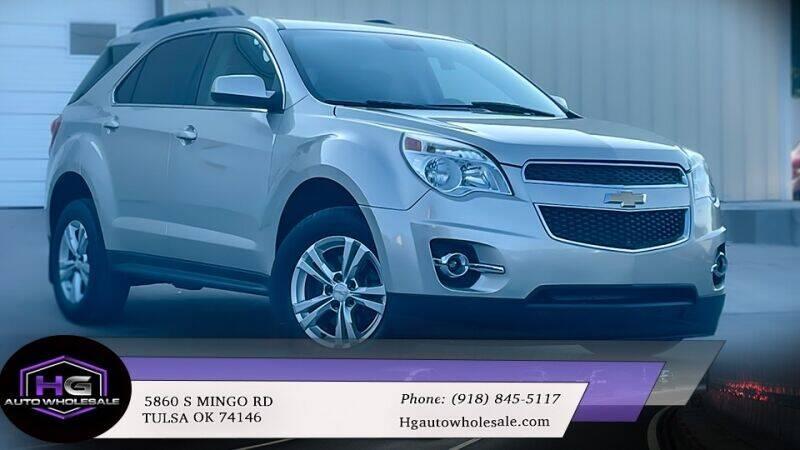 2013 Chevrolet Equinox for sale in Tulsa, OK