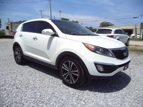 2016 Kia Sportage for sale at PICAYUNE AUTO SALES in Picayune MS