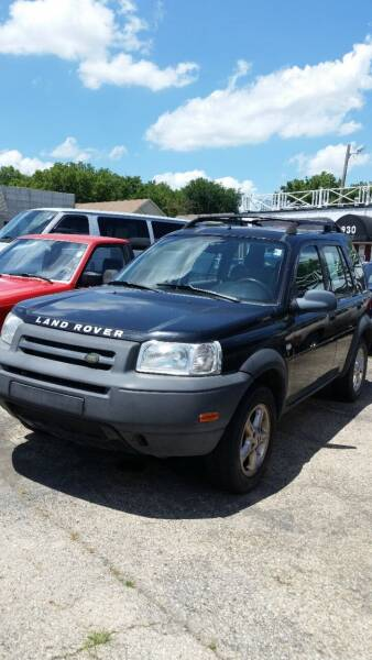 2002 Land Rover Freelander for sale at Autos Inc in Topeka KS